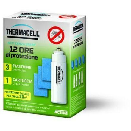 ANTIZANZARE Thermacell NFZ.ZBRP12.R4XX Ricarica per Dispositivi per la Protezione dalle Zanzare, Bianco
