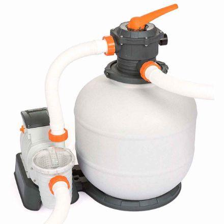 Bestway 58499 Pompa filtro a sabbia 7571 l/h