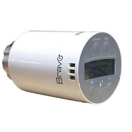 Termovalvola programmabile per termosifoni