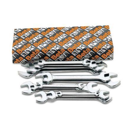 Beta serie di 8 chiavi a forchetta doppie 8pz