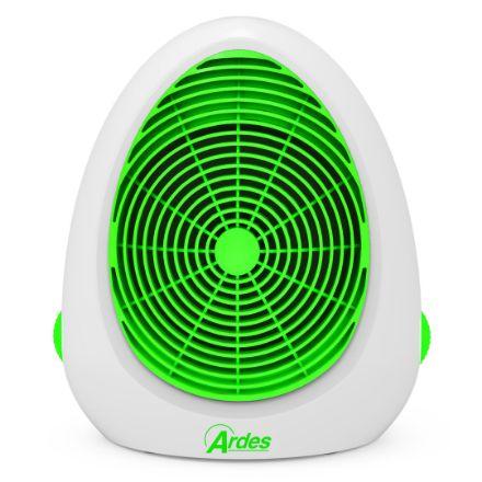 Termoventilatore a filo Muna green 2 livelli di potenza