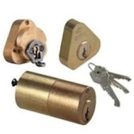 Cisa 02106 coppia cilindro per cancello