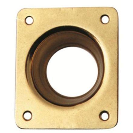 Borchia protezione ingresso chiave 65 x 55