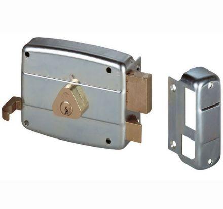 Serrature da applicare a cilindro entrata mm 70 sinistra