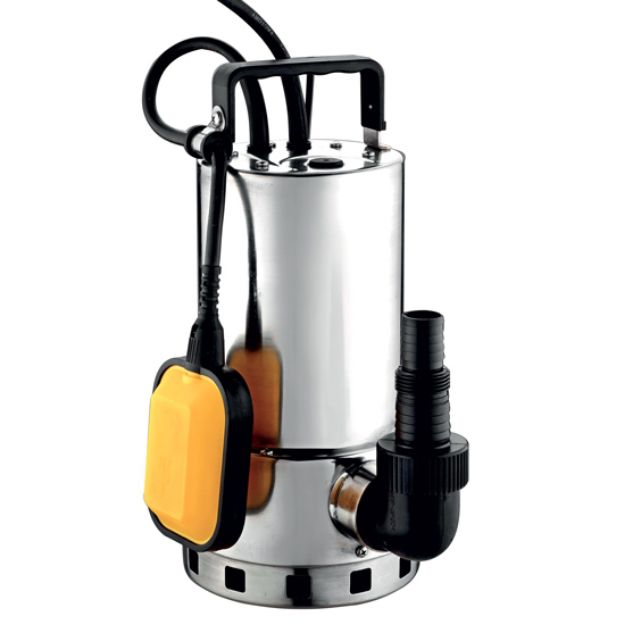 Elettropompa sommergibile per acque scure 1100W 18500 lt/h