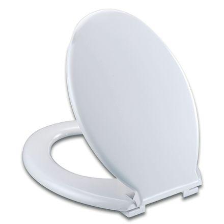 Copriwater universale cefalo seba di colore bianco