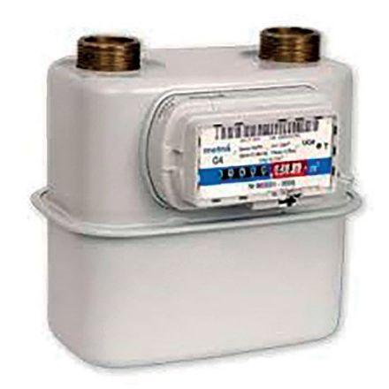 Immagine di Contatore uso domestico acc gpl/metano portata6mc/h