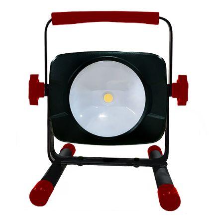 Proiettore portatile led century work 13w