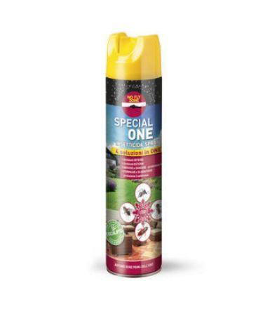 Immagine di Spray insetticida per insetti striscianti e volanti Activa Special One 600 ml