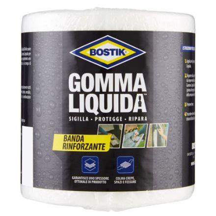 Immagine di Bostik - Gomma Liquida Banda Rinforzante 10cm*10m