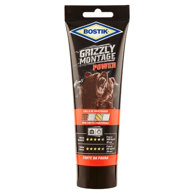 Immagine di Bostik Grizzly Montage Power tubo 250gr