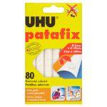 Immagine di Patafix bianco 80 gommini adesivi Bostik