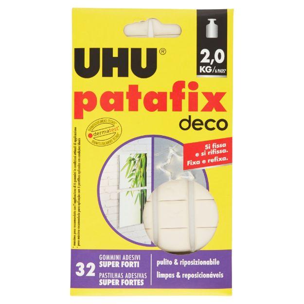 Immagine di Patafix Deco 32 gommini adesivi super forti Bostik