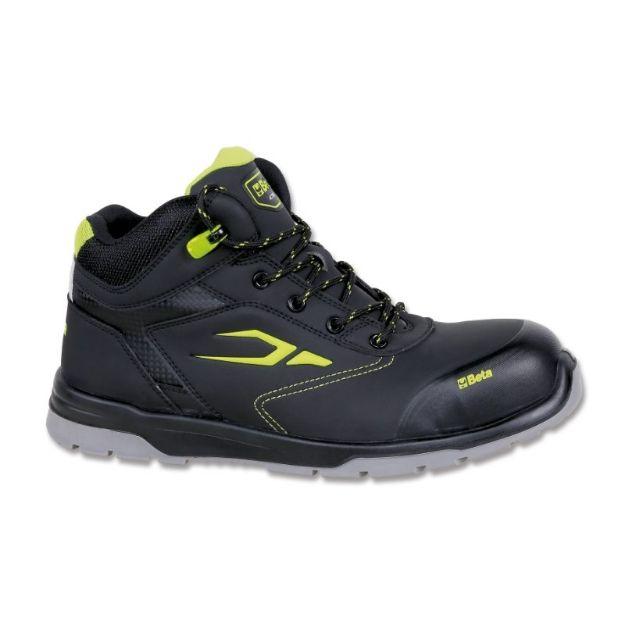 Immagine di Scarpe Sneakers Active Alte Pelle S3 Na 43